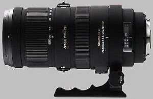 Sigma 120 - 400 mm F4.5-5.6 DG OS HSM for Canon EOS