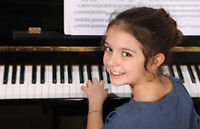 Award Nominated In-Home Piano Lessons