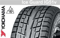 YOKOHAMA ICE GUARD IG51V-----$70 MAIL-IN REBATE-----647-827-2298