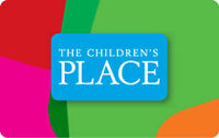 Children Place Gift Card Worth of $150 (saving of $25)