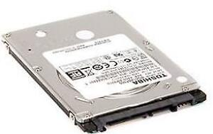 2.5 HARD DRIVE (Toshiba, WD Sata) from $54.99! We have more stocks available starting at $54.99.