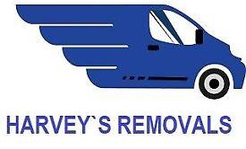 Harveys removals/man and van