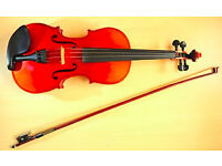 Psesold 400 G Violin, very good condition