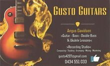 GUSTO GUITARS Buccan Logan Area Preview