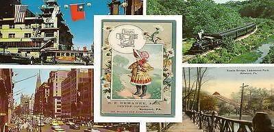 Deja Vu Postcards and Collectables