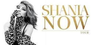 647-642-3137 Shania Twain Tickets Toronto Air Canada Centre BEST SEATS Sec 109 and 118 $299 SEE THE LIST BELOW