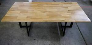 New Skove Industrial Timber Scandi Metal Lounge Coffee Tables Melbourne CBD Melbourne City Preview
