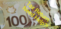 Income Tax Return in Calgary NW, only from $25