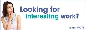 Face To Face Market Research Interviewer - Reading