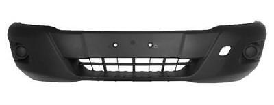 Ford Transit Mk8 2014- Front Bumper Grey New Insurance Approved High Quality