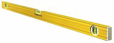 Stabila 29048 48-Inch Type 80A-2 3-Vial Contractors Level