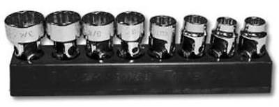 Mechanics Time Saver 388 38 In. Drive Universal Magnetic Black Socket Holder