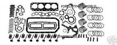 Toyota Forklift Major Overhaul Kit 4y Engine