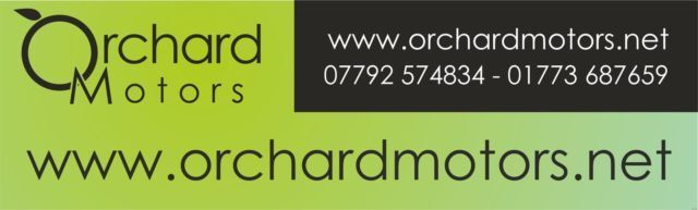 Orchard Motors - Used Car Sales  Used Cars Dealer  Pyehill Road Jacksdale  Nottinghamshire