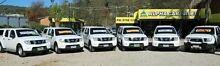 2008 Nissan Navara D40 RX White 6 Speed Manual 4D UTILITY Upper Ferntree Gully Knox Area Preview