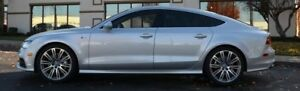 2012 Audi A7 S-line prem pack Hatchback