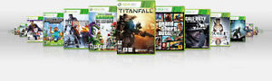 45 Xbox 360 games Will sell individually/Bundles Make offers