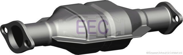DT8009 EEC CATALYTIC CONVERTOR fit Nissan Terrano II R20