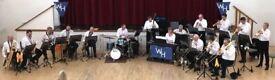 Big Band Drummer wanted for Hampton Rehearsal Band