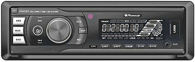 Phonocar Autoradio con lettore CD prese USB-SD e ingresso Aux-In Media statio...