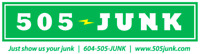 Join the 505-Junk Truck Team! (Tri Cities/New West)