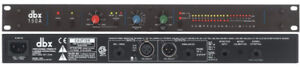 Pair of nearly new DBX160A Studio Compressors