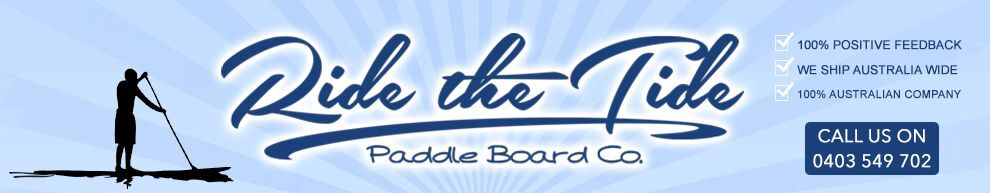 Ride The Tide Paddle Board Co