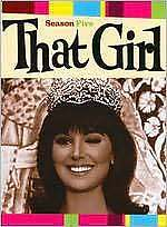 THAT GIRL: SEASON FIVE (Billy De Wolfe) - DVD - Region 1 Sealed