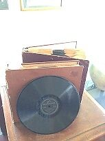 Box sets of old 78's