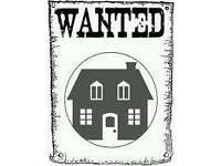 WANTED 1-2 BEDROOM HOUSE