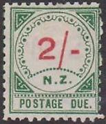 New Zealand Postage Due