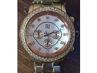 BEAUTIFUL GOLD RIVER ISLAND LADIES WATCH
