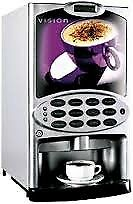 Coffee Vending machine Vision 400 Hot Drinks Reduced to Clear!