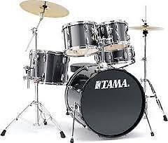 TAMA Swingstar Snare Drum (Platinum Grey) Brand New!! Clunes Hepburn Area Preview