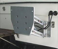 Installing kicker motor