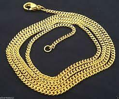 looking for 31 inch gold chain  10k-18k-or better