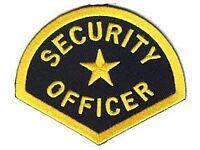 Weekend Security Officer