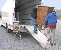 moving trucks/ flate rates/local and long distance moves