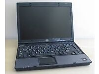 hp laptop in mint condition and sold with no faults