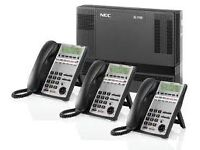 Telephone Services: new phone systems , additional extensions , Data Cat6 cabling, Wi-fi Boosters