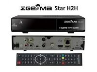 ZGemma H2H with Cable & Satellite HD Fully Loaded Plug and Play