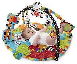 Bright Starts Stripes and Spots Activity Mat Bonbeach Kingston Area Preview