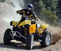 Looking for a renegade 800 or 1000 or a sportsman 850