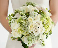 Wedding flowers and centerpieces!