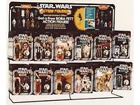 WANTED - Vintage Star Wars Toys and Figures