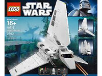 LEGO Star Wars Imperial Shuttle RARE BNIB 10212