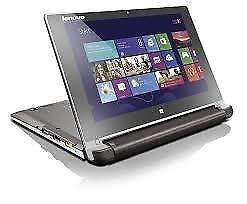 "Lenovo 11.6"" Celeron N3060 1.60GHz, 4GB DDR3L RAM,120GB HDD,Windows 8.1 64 bit Touchscreen"