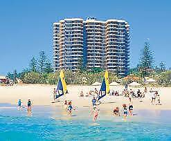7 days Accommodation in Coolangatta for Commonwealth Games
