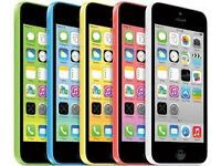 iPhone 5C - 16 GB - Unlock to any Network!!! Used but in good condition!!!