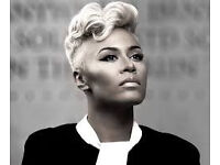 2 x Emeli Sande tickets (seated), Brixton Academy - Tues 21st March